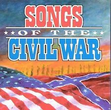Songs Of The Civil War CD, LIKE NEW-FREE SHIP USA