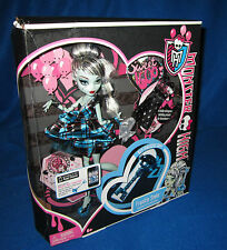 MATTEL MONSTER HIGH SWEET 1600 FRANKIE STEIN NEW