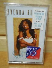 1993 BRENDA RUSSELL  SOUL TALKIN  Cassette  New sealed