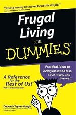 Frugal Living for Dummies by Deborah Taylor-Hough and Kelly Ewing (2003,...