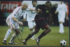 Phillipe Senderos signed photo (Arsenal, AC Milan, Rangers, Switzerland)