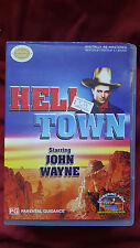 Hell Town - John Wayne [ DVD ], Multi Region, FREE Post...7417