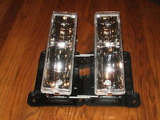 GMC K1500 Crystal Clear Headlights Headlamps 1988 1989 1990 1991 1992 1993 1994