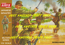 Airfix 1/32 Brown Box Japanese Infantry Large A3 Size Poster Advert Box Artwork