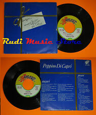 LP 45 7'' PEPPINO DI CAPRI Auguri Piccere'1977 italy  SPLASH SPH 1029 cd mc dvd*