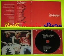 CD Singolo THE SUBWAYS No goodbyes Uk 2005 INFECTIOUS RECORDS  PROMO mc dvd (S8)