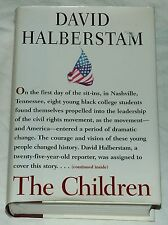 The Children by David Halberstam Civil Rights African-American History