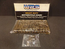 WESTERN POWER SPORTS WPS MOTORCYCLE CHAIN WITH CONNECTING LINK 69-5120