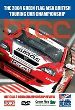 BTCC British Touring Car Championship - Official Review 2004 (New DVD)