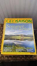 Geo Saison 7/2012 Sommer in Deutschland u. a. Themen s. Bild