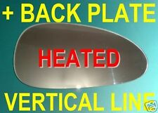 CHEVROLET DAEWOO LACETTI 2002+ MIRROR GLASS HEATED WIDE ANGLE+PLATE RH OR RH