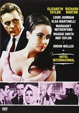THE V.I.P.'S (1963 Elizabeth Taylor, Burton)   DVD - Sealed PAL Region 2