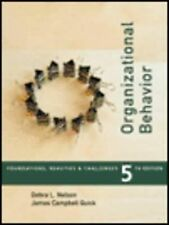 Organizational Behavior: Foundations, Reality and Challenges (with InfoTrac�)