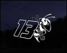 THIRTEEN BEE 13B Car Decal Sticker Mazda RX8 RX-8 RX7 RX-7 Renesis Rotary Wankel