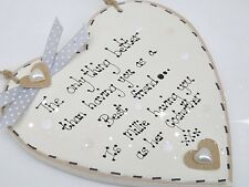 PERSONALISED PLAQUE THE ONLY THING BETTER MUM/NAN/AUNTIE/GRAN/FRIEND KEEPSAKE