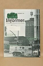 Vintage November 1985 Auto Informer Car Dealers News Letter Magazine Car O Liner