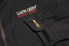 GALVIN GREEN Men's GORE-TEX Mesh Lined Black Jacket, Size L
