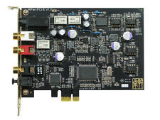 T2C Audio Serenade PCI-E 2-Channels PCI-E Soundcard