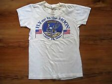 VINTAGE FLY me to the MOON APOLLO 11 JULY 20,1969 CHILD'S T SHIRT
