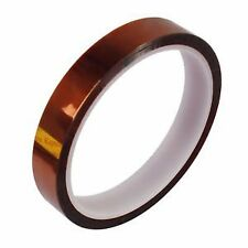 New KAPTON 15mm Polyimide Heat Resistant/High Temperature Adhesive Tape