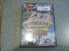 2 Million Motorcycles: 24 Hours of Sturgis (DVD, 2011) BRAND NEW AND SEALED