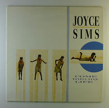 """12"""" LP - Joyce Sims - Come Into My Life - A2880 - washed & cleaned"""