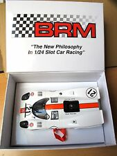 BRM 1:24 Slot Car Porsche 917K GULF  #21  Ref.  BRM039W  White Edition