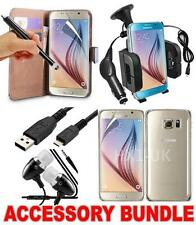 Accessory Bundle Pack Case Charger Holder For Samsung Galaxy S7