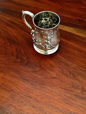 Robert Albin Cox George II English Sterling Silver Jug 1752 London No Monogram
