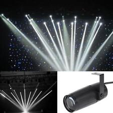 5W LED White Beam Pinspot Light Spotlight DJ Disco Effect Stage Lighting US Z4J3