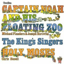 The King's Singers CAPTAIN NOAH AND HIS FLOATING ZOO & HOLY MOSES