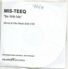 (M425) Mis-Teeq, Be With Me - DJ CD