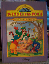 The New Adventures of Winnie the Pooh Rabbit Marks the Spot, HC, 1991