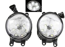 LED Fog Lamp Xenon White Light 12W Toyota Allion Aurion Auris Avalon Vios K