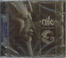 NILE THOSE WHOM THE GODS DETEST SEALED CD NEW