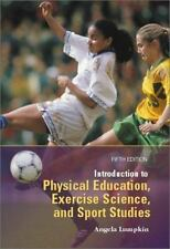 Introduction to Physical Education, Exercise Science, and Sport Studies Lumpkin