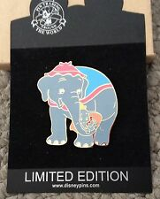 Disney Dumbo and Mom Mrs Jumbo Dumbo Jumbo Pin LE 350