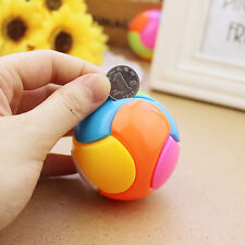 Kids Coin Money Cash Collect Removable Savings Piggy Bank Puzzle Ball Toy Gifts