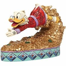 Disney Traditions 4046055 Treasure Dive Scrooge McDuck