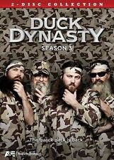 Duck Dynasty: Season 3 (DVD, 2013, 2-Disc Set) Factory Sealed