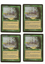 MTG  4X  ** EXPLORATION  ** X4 Magic Urza's Saga