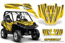 CAN-AM COMMANDER 800R 800XT 1000 1000XT 1000X GRAPHICS KIT DECALS SPEEDX YPAD