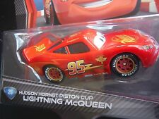 DISNEY PIXAR CARS 2 HUDSON HORNET PISTON CUP LIGHTNING MCQUEEN PC SAVE 5% WORLDW