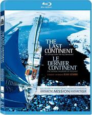 The Last Continent / Antarctic Mission  (Blu-ray 2 disc)  NEW