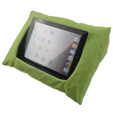 """Portable 14"""" iPad Cushion Pillow Stand Holder Suitable for most Tablet Device US"""