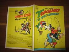 WALT DISNEY ALBO D'ORO N°14 TOPOLINO E IL PESCE CANNIBALE 4-4-1954