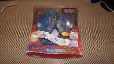 NIB YU-GI-OH THE MOVIE BLUE-EYES SHINING DRAGON  ELECTRONIC ACTION FIGURE