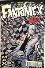 Fantomex Max #3 NM- 1st Print Free UK P&P Marvel Comics