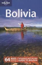 Lonely Planet Bolivia (Country Travel Guide)-ExLibrary