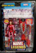 Marvel Legends Legendary Rider Series. SCARLET WITCH New! Avengers Rare!